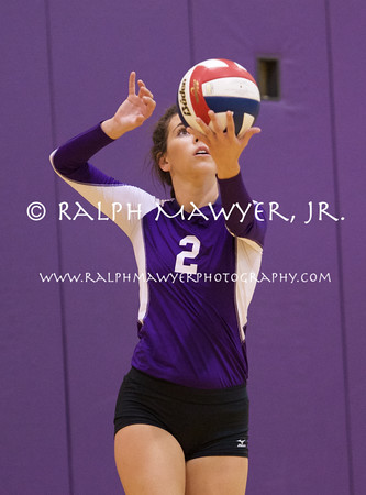 VB - Boerne HS vs Southwest High School (2016)