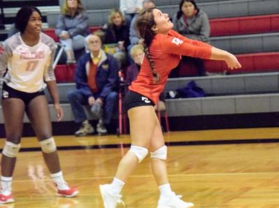HS Sports - Annapolis Divine Child Volleyball