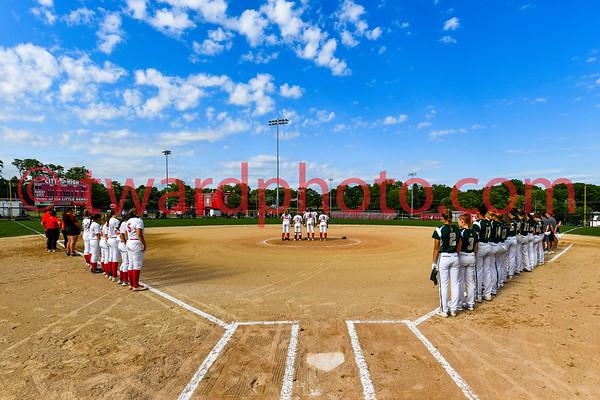 2021 CHS Softball - IC West