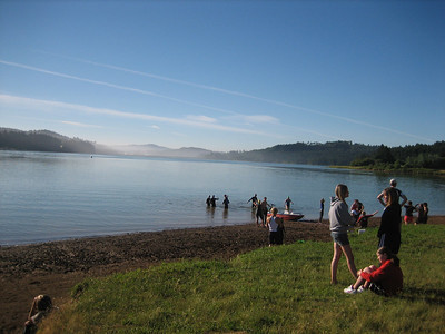 Hagg Lake Sprint Tri 2006