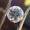 3.69ct Old European Cut Diamond GIA E VS2 14