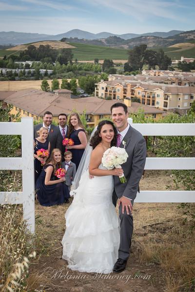 Laura & Mark 2016 Wedding