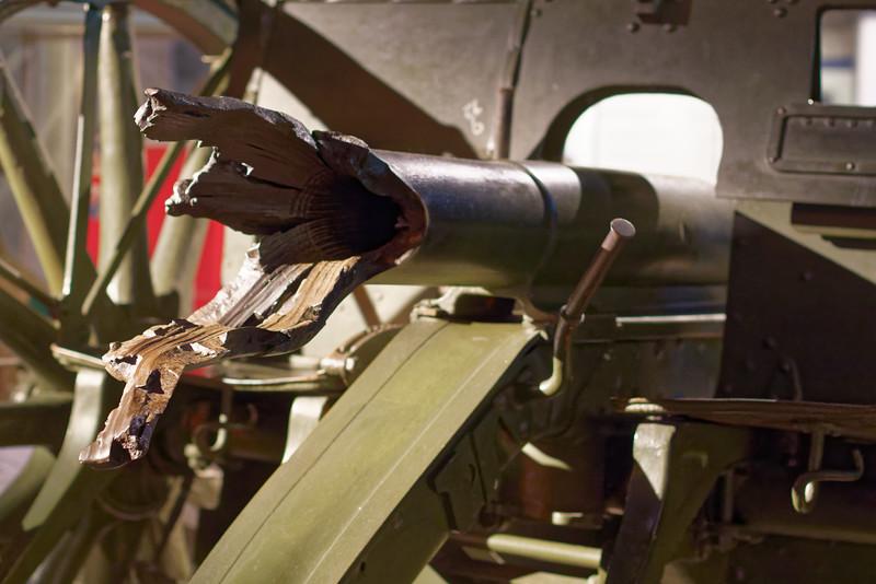World War I German Artillery