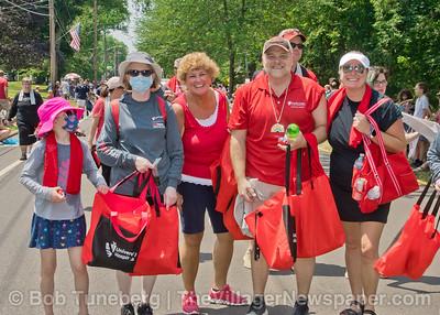 Westlake 4th of July Parade 2021