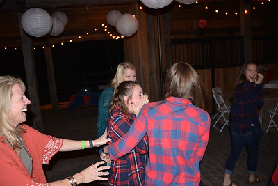 Sally, Clara, & Annie's Surprise Party!