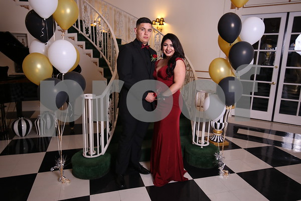 ELDORADO HIGH SCHOOL PROM PHOTOS AT THE HARTLAND MANSION  4-29-17