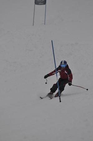 K1 Filles 1 Fevrier 2009 Mont Olympia