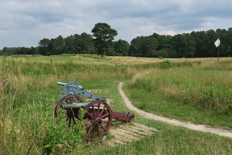 Yorktown Battlefield, Colonial National Historical Park, VA (7-15-16)