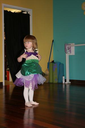 Little Mermaid Ballerina