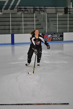 AC Girls High School Hockey 2013-14