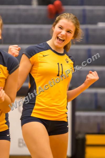 Clarkston Varsity Volleyball