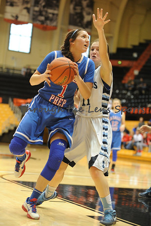 Springfield vs. LaSalle Girls HS Basketball