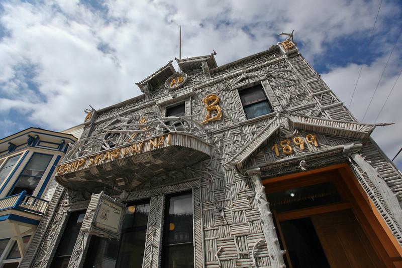 Arctic Brotherhood Hall, Skagway
