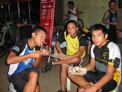 AFP Night ride Oct 7 2010