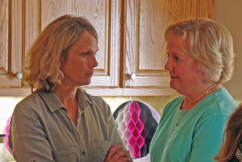 Julie & Tracey