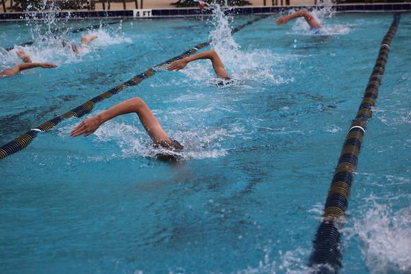 Swim Practice 2018-2019