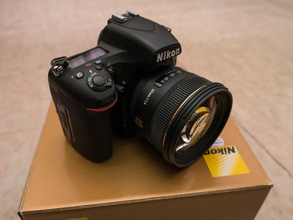 Nikon D750 Body #2