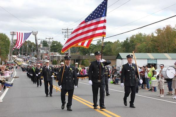 2016 Sullivan County Firemen's Parade