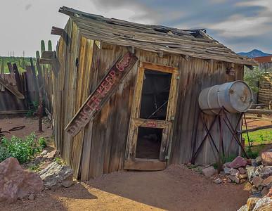 Goldfield Ghosttown & Mine