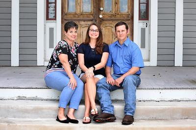 Hannah and the Gibbs Family