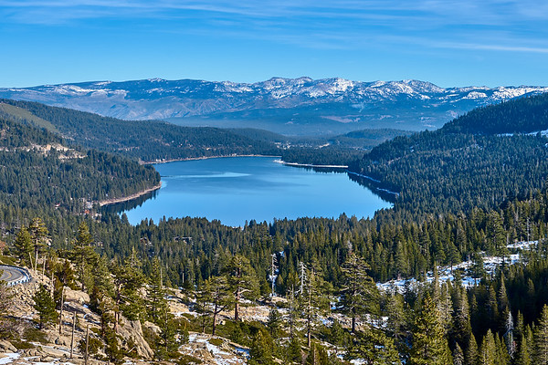 Donner Lake Area