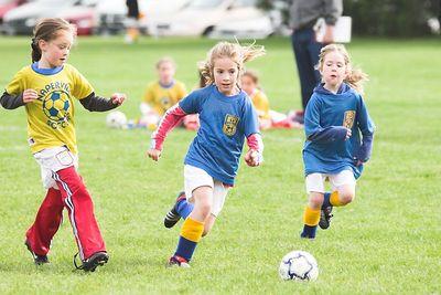 2nd Grade Soccer, May 14 2005