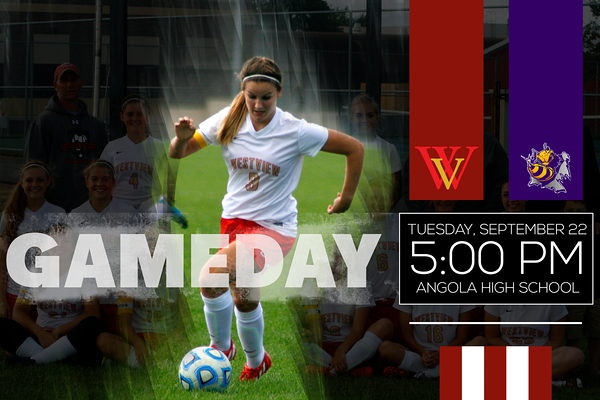 WV Girls Soccer Gameday Graphics