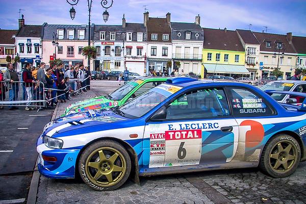 41éme Rallye du Touquet 2001