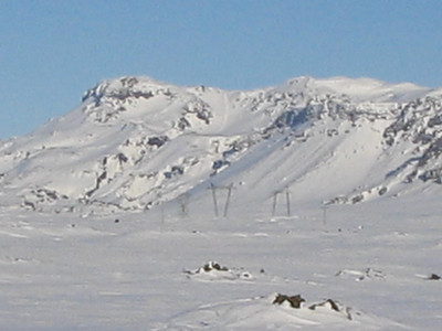 Æfingaferð hjá Sleðaflokk 15.03.08