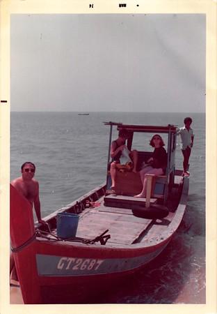 1974 Asia Trip