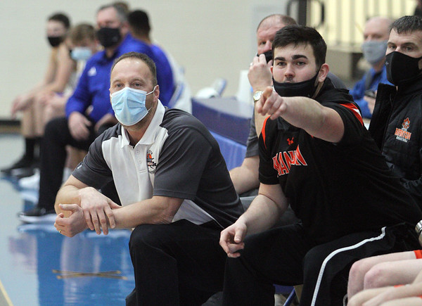 Basketball: Manton at Buckley, Feb. 13, 2021