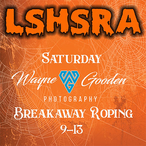 Saturday Breakaway Roping 9-13