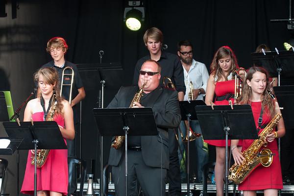 Coast Big band meets The Six O'Clock Jazz Band
