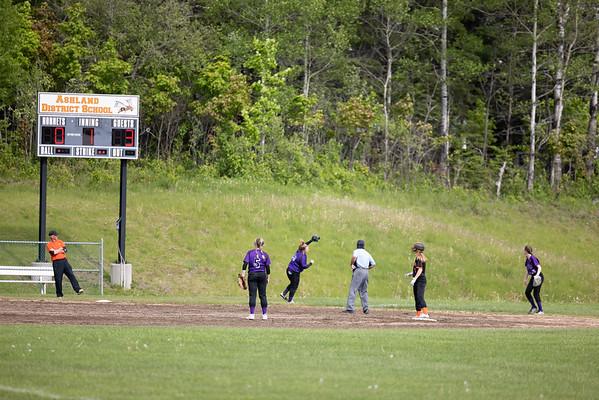 SA VS Ashland Varsity softball 6/1/21