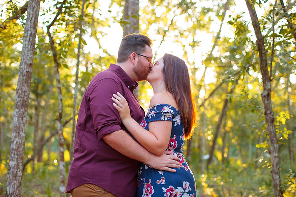 Brittney and Taylor Engagement Session