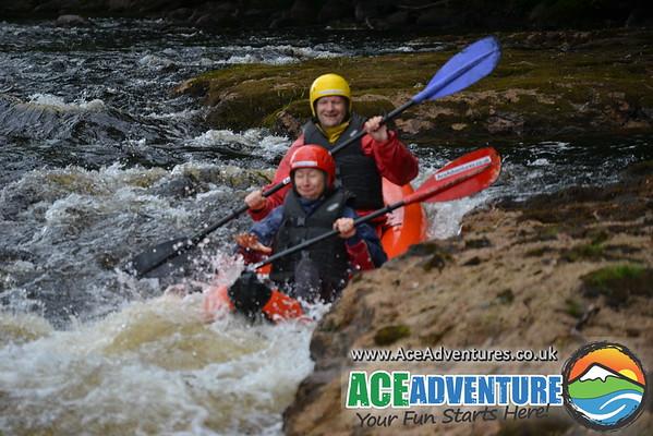 4th August 2013 - Canoe & Kayak - Gray