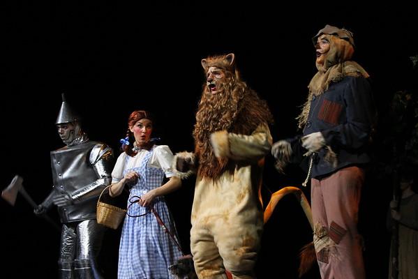 Wizard of Oz - GRCHS - Nov 2012
