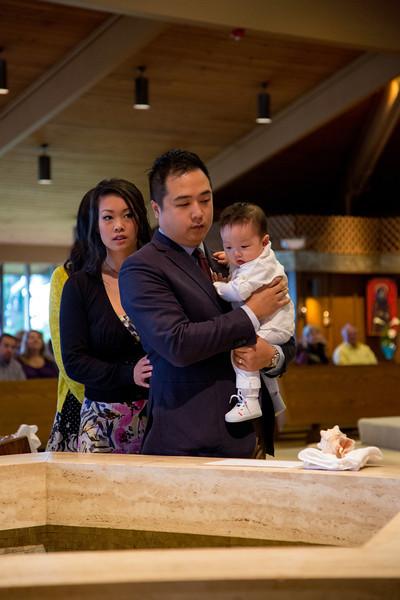2013 - Andrew's Baptism