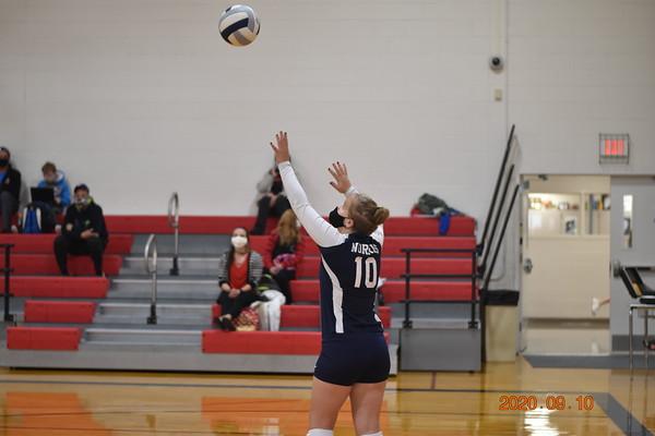 8th Grade Volleyball vs. Elkhorn