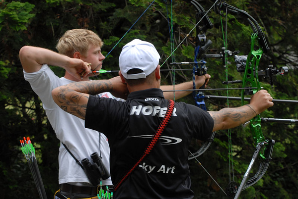 Top Archer Jussy 2012
