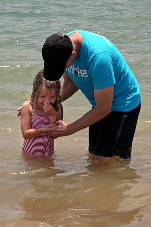 Anlie's Baptism