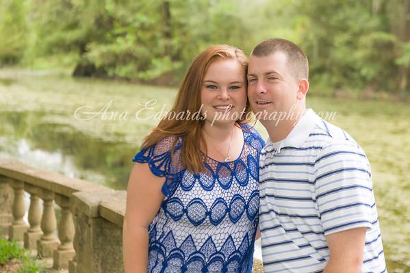Gregg and Heather  |  Radium Springs.  Albany, Georgia