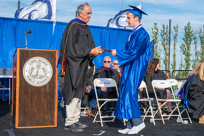 Tim Hardy and Dan Hartman LBHS Graduation 2021
