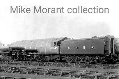 LNER P2 & W1