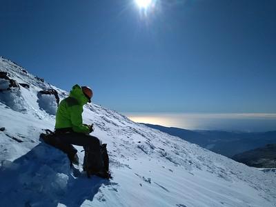 Cerro de Caballo 18 December 2019