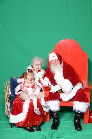 Santa in Sienna 2018
