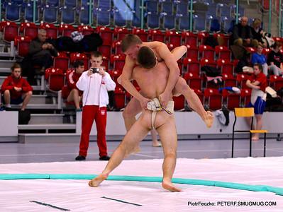 Poland Sumo Cup Strzelce Opolskie march 2014