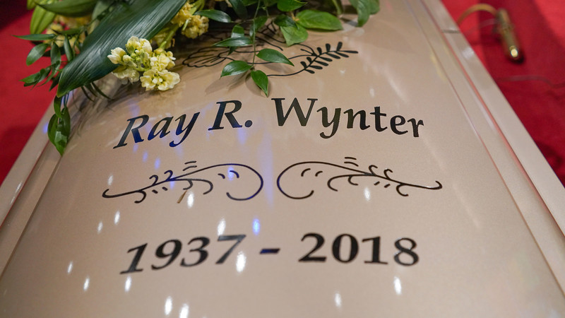 2018 Ray R. Wynter - Wake and Processional - Bethel Gospel Assembly