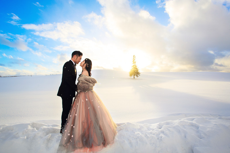 furano pre wedding