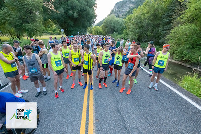 2019-08-24 Top of Utah Half Marathon